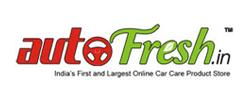 Autofresh Coupons
